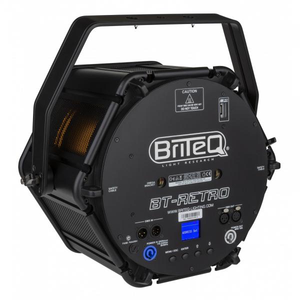 Proiector Briteq BT-RETRO 11