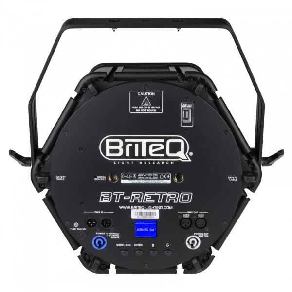 Proiector Briteq BT-RETRO 12