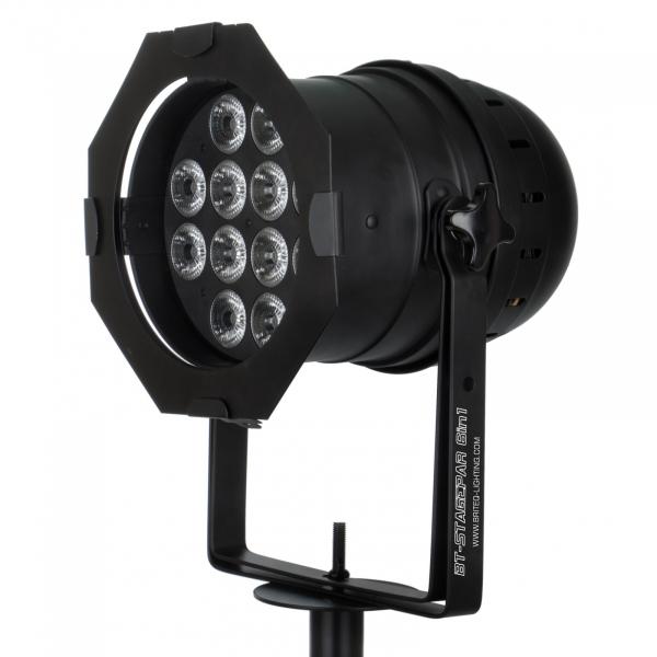Proiector LED Briteq BT-STAGEPAR 6in1 1