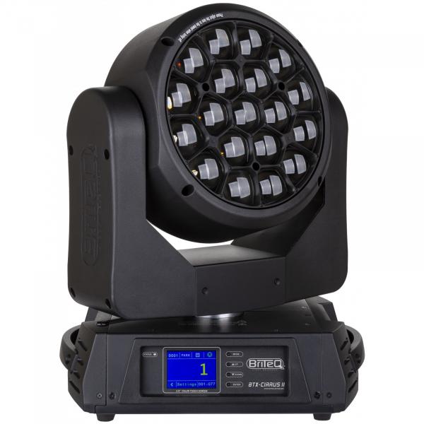 Moving Head Wash LED Briteq BTX-CIRRUS II 0