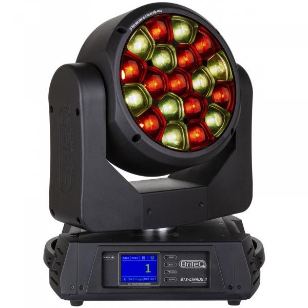 Moving Head Wash LED Briteq BTX-CIRRUS II 1