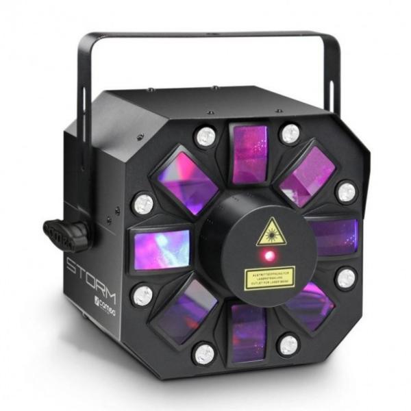 Efect LED Cameo Storm 0