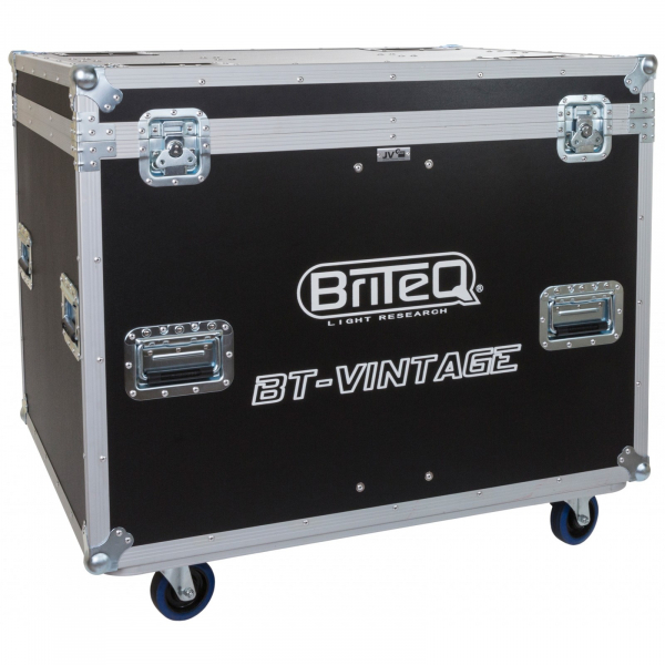 Case Briteq CASE for 2x BT-VINTAGE 0