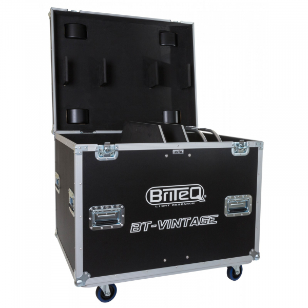 Case Briteq CASE for 2x BT-VINTAGE 1
