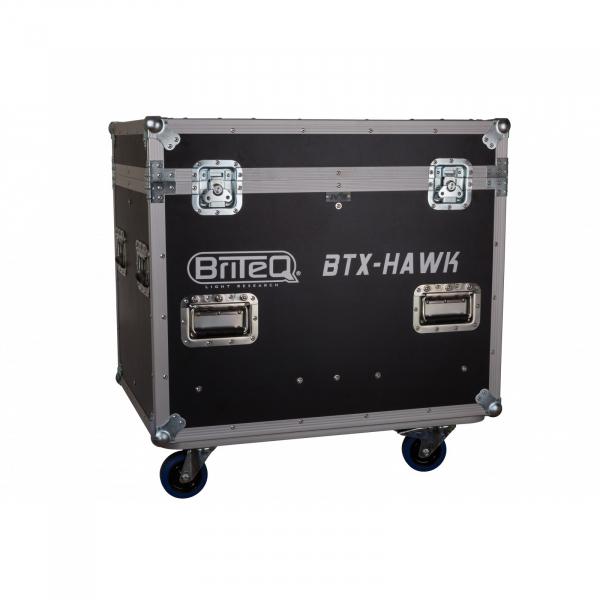 Case Briteq CASE for 2x BTX-HAWK 0