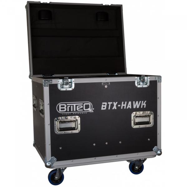 Case Briteq CASE for 2x BTX-HAWK 1