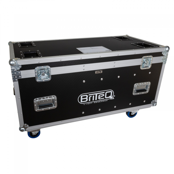 Case Briteq CASE FOR 4xBT-AKKUPOLE 0
