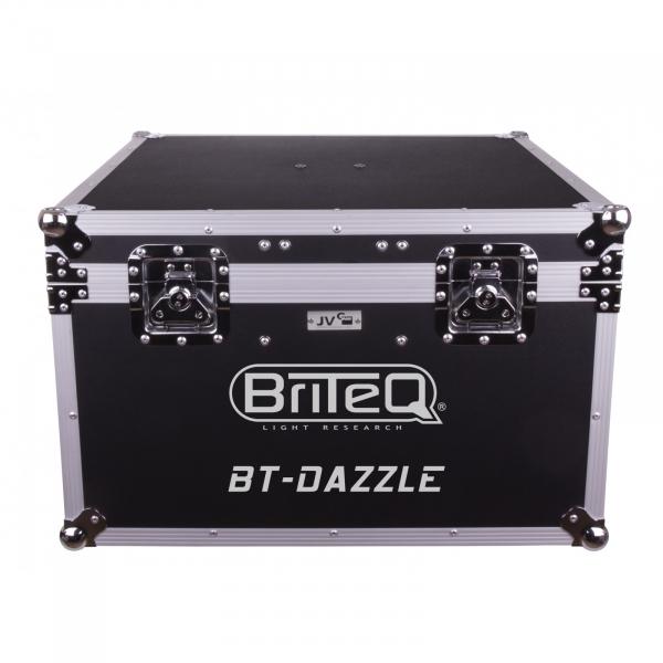 Case Briteq CASE for 2x BT-DAZZLE 0