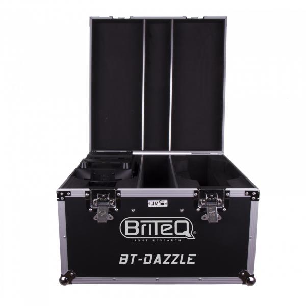Case Briteq CASE for 2x BT-DAZZLE 1