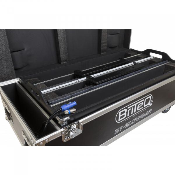 Case Briteq CASE for 8x BT-GLOWBAR 3