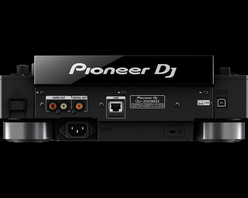 Pioneer CDJ 2000 Nexus 2 Multimedia Player 2