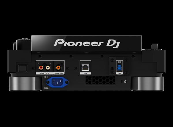 MULTI-PLAYER PIONEER DJ, CDJ-3000, NEGRU 4