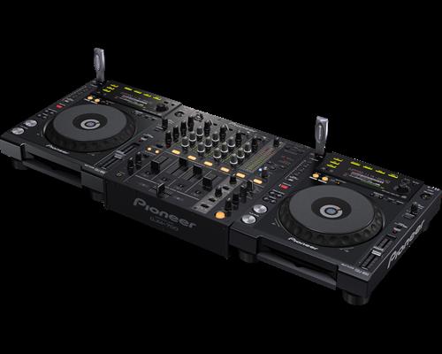 Pioneer CDJ 850-K CD Player 3