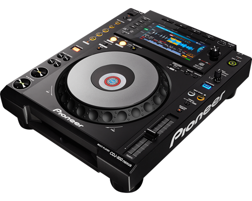 Pionner CDJ 900 Nexus Multimedia Player 2