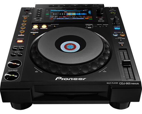 Pionner CDJ 900 Nexus Multimedia Player 1