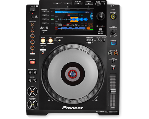 Pionner CDJ 900 Nexus Multimedia Player 0