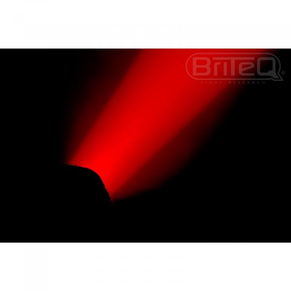 Par LED proiector Briteq COB SLIM100-RGB 8