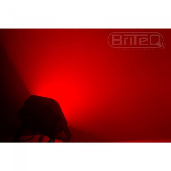 Par LED proiector Briteq COB SLIM100-RGB 9