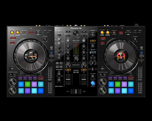 Pioneer DDJ 800 Consola DJ 0