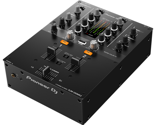 Pioneer DJM 250-MK2 Mixer DJ 2 Canale [1]
