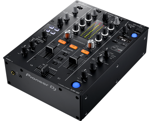 Pioneer DJM 450 Mixer DJ 2 Canale 1