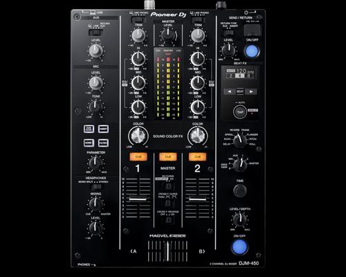 Pioneer DJM 450 Mixer DJ 2 Canale 0