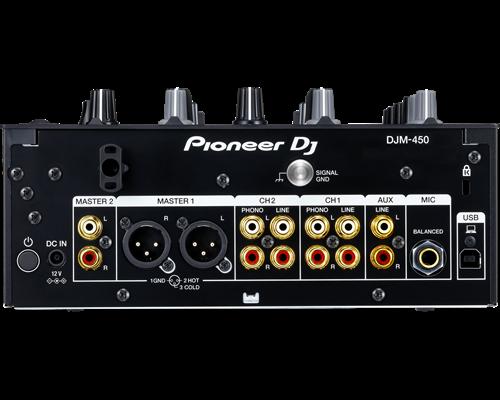 Pioneer DJM 450 Mixer DJ 2 Canale 2