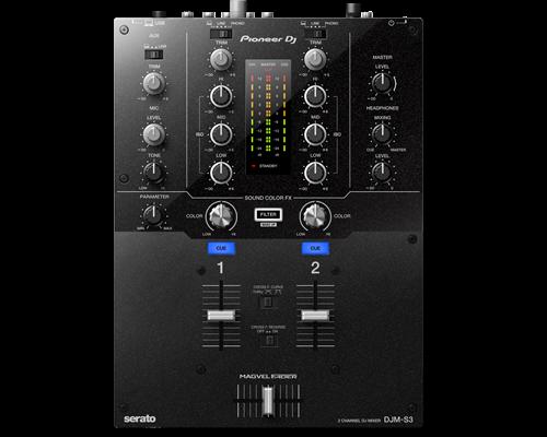 Pioneer DJM S3 MIxer Dj 2 Canale [0]