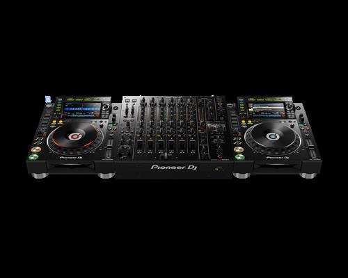 Pioneer DJM-V10 4