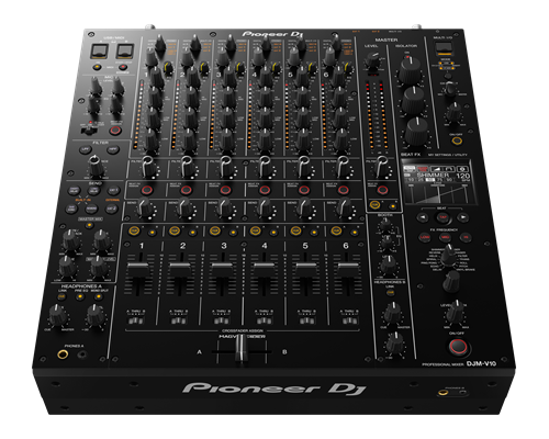 Pioneer DJM-V10 2