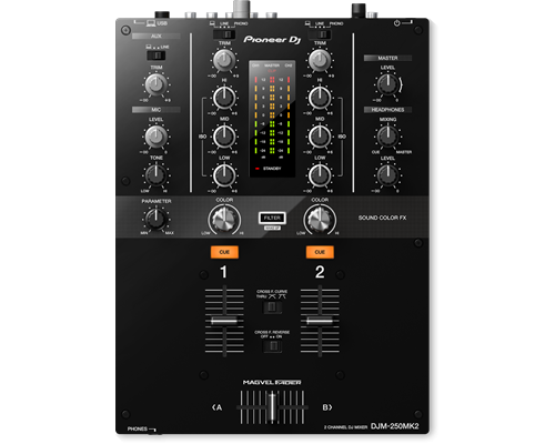 Pioneer DJM 250-MK2 Mixer DJ 2 Canale [0]