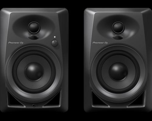 PIONEER DM-40k Monitor de Studio Activ de 4 Inchi [0]