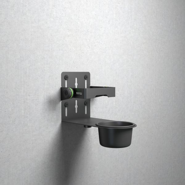 Stativ Gravity Universal Disinfectant Holder Black 10