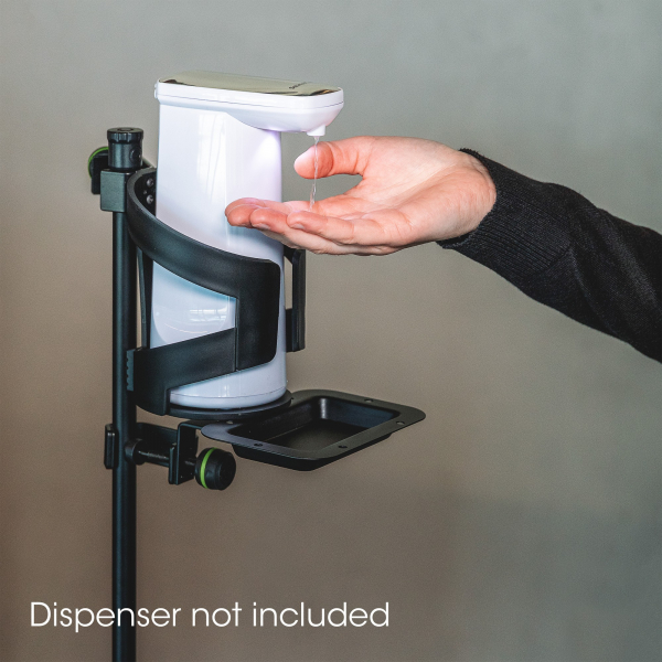 Stander Dezinfectant Gravity XDS SET 01 DIY Disinfectant Stand Set 01 7