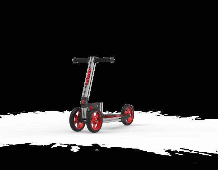Infento Make and Move kit de constructie a 14 vehicule pentru copii 1- 7 ani [13]