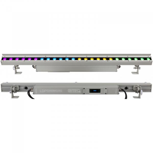 Bara LED Briteq LDP-POWERBAR 24FC 10