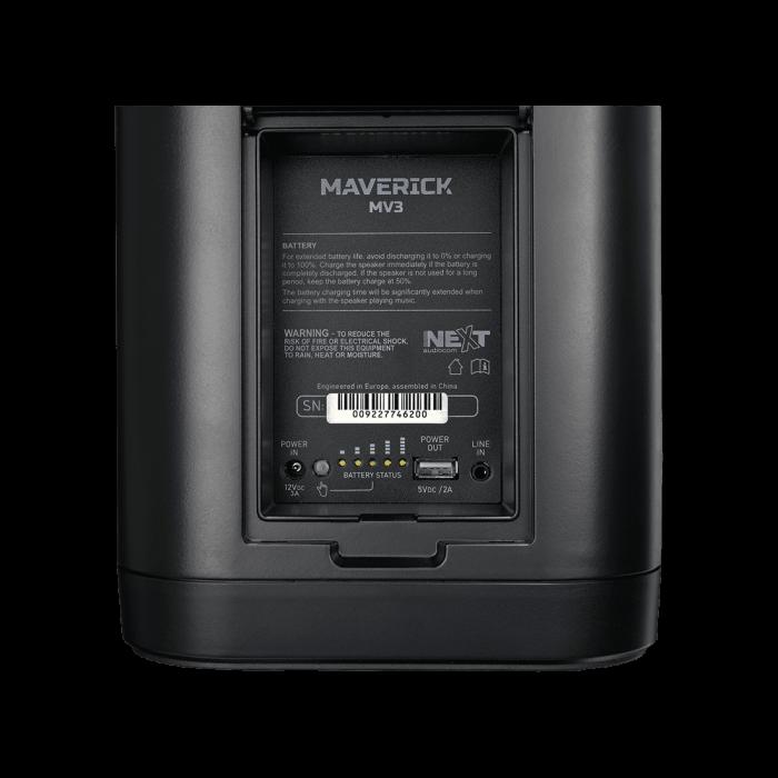 Maverick MV3 boxa portabila 3
