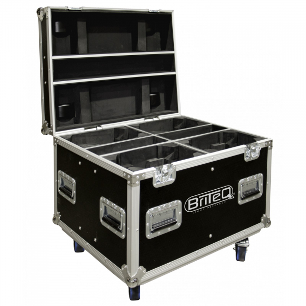 Case Briteq MOVING HEAD CASE 2 1