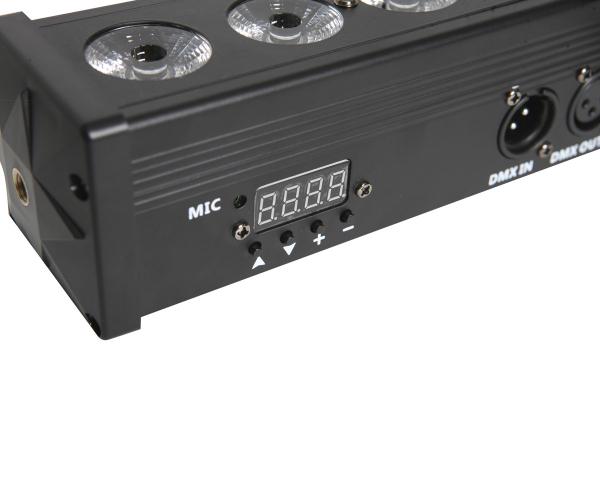Bara LED 24 x 3w  RGB FRACTAL LIGHTS [1]