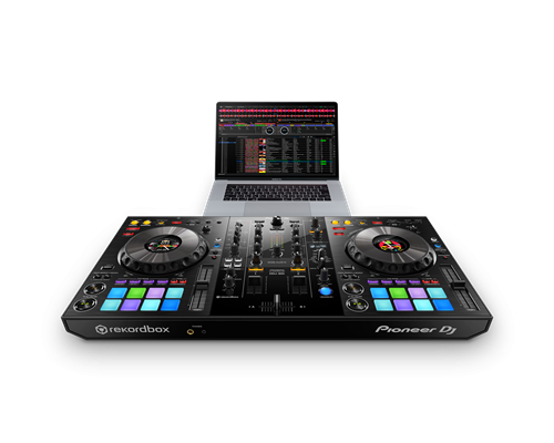 Pioneer DDJ 800 Consola DJ 3