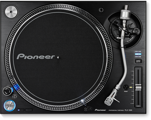 Pioneer PLX 1000 Direct Drive Turntable 0