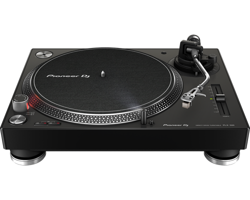 Pioneer PLX 500 Direct Drive Turntable 2