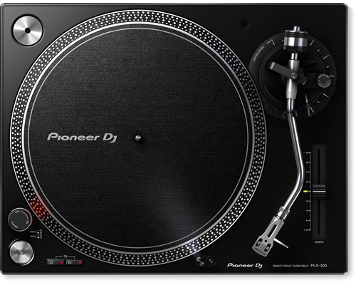 Pioneer PLX 500 Direct Drive Turntable 0