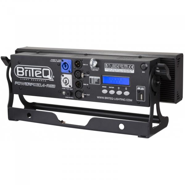 Bara LED Briteq Powerpixel4-RGB 4