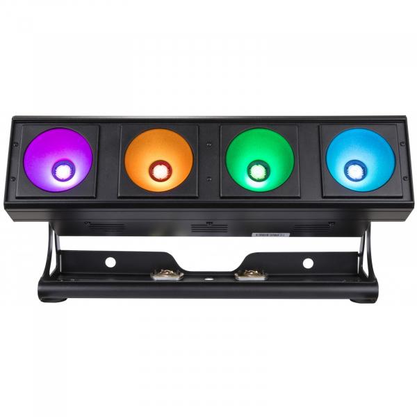 Bara LED Briteq Powerpixel4-RGB 1