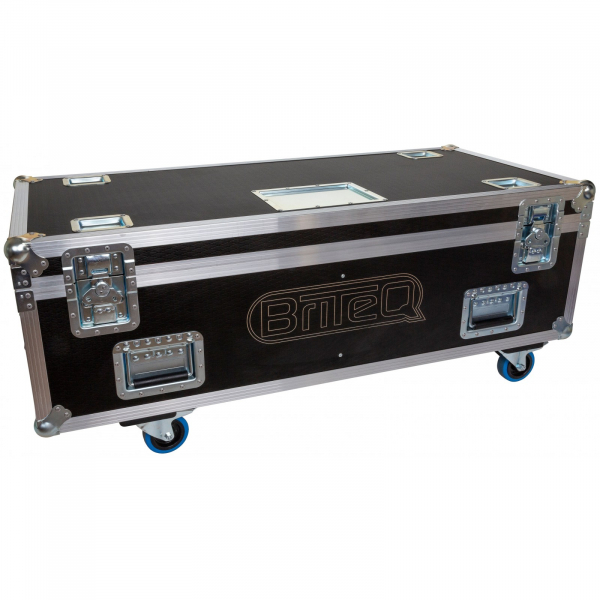 Case briteq PREMIUM CASE FOR 4x BT-NONABEAM 0