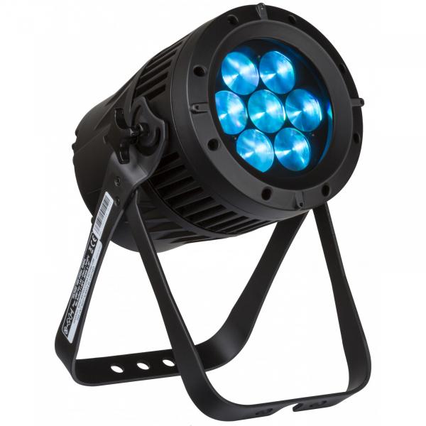 Par LED proiector Briteq PRO BEAMER ZOOM - RENTAL [1]