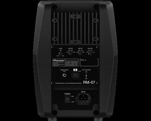 PIONEER DJ RM-05 Monitor de studio profesional de 5 inchi, cu drivere coaxiale HD 2