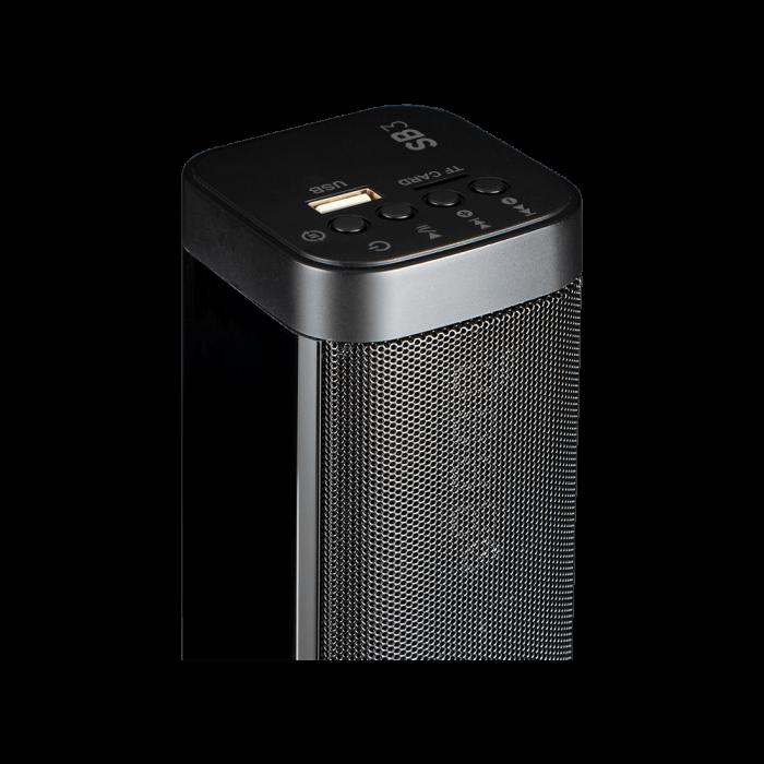 SB3 soundbar convertibil cu Bluetooth 5.0 și telecomandă 2