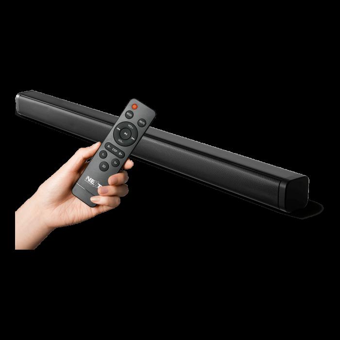 SB3 soundbar convertibil cu Bluetooth 5.0 și telecomandă 0